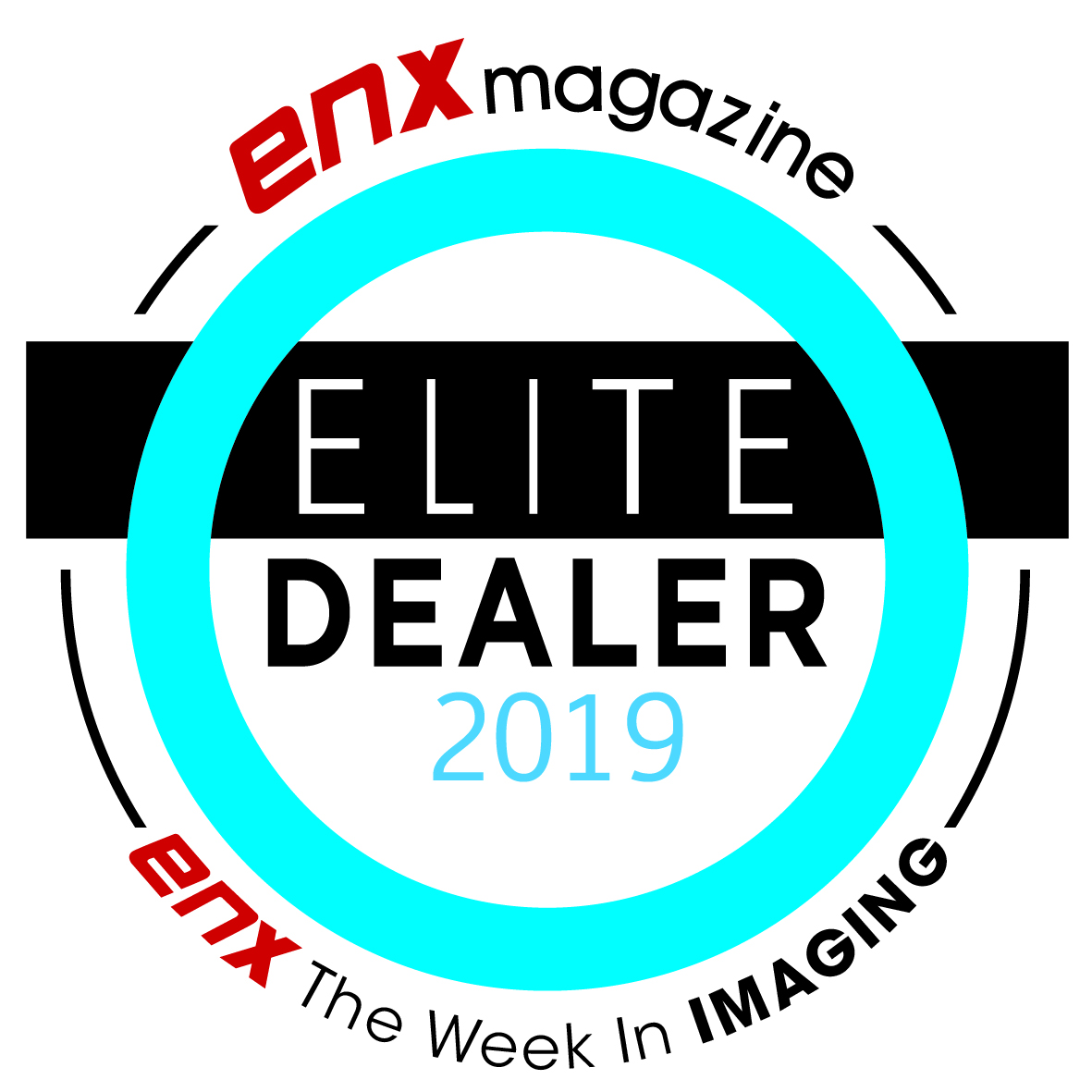 CopyLady Earns ENX Elite Dealer of the Year Award