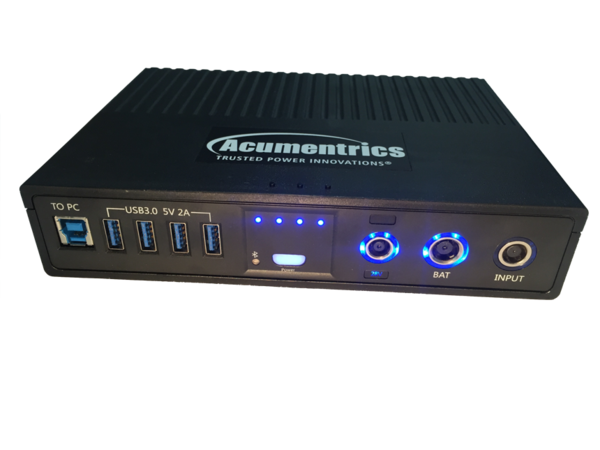 Pack Power by Acumentrics