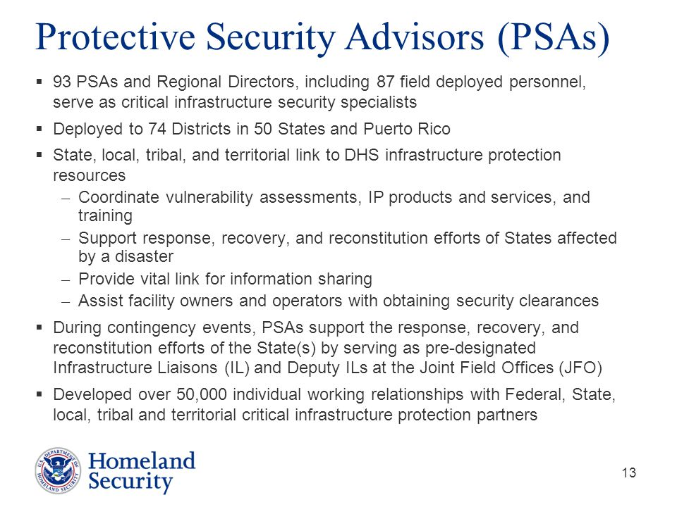 Protective+Security+Advisors+(PSAs)